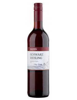 Baden Schwarz Riesling Rotwein trocken