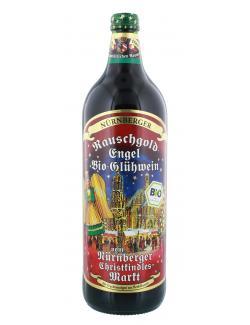 Nürnberger Rauschgold Christkindlesmarkt Glühwein