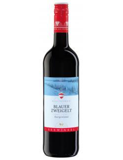Seewinkel Blauer Zweigelt Rotwein trocken
