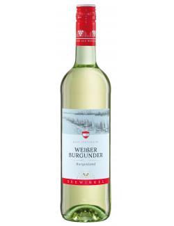 Seewinkel Weißer Burgunder Weißwein trocken