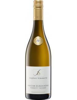 Bimmerle Grauer Burgunder Kabinett Weißwein trocken