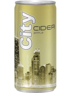 City Cider Apple (Einweg)