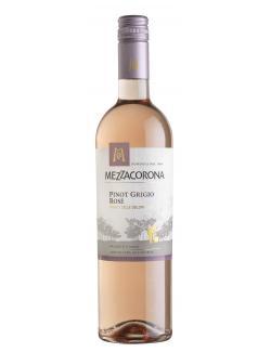 Mezzacorona Pinot Grigio Roséwein trocken
