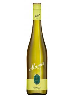 Mumm & Co. Riesling Weißwein
