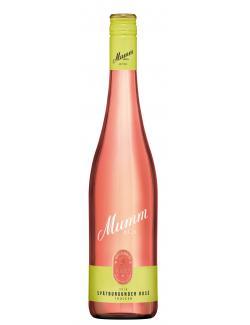 Mumm & Co.Spätburgunder Roséwein trocken