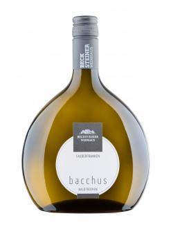 Becksteiner Weinhaus Bacchus Weißwein halbtrocken