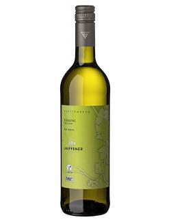 Lauffener Weingärtner Bio Riesling Weißwein trocken