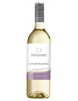 Donauherbst Collection Gewürztraminer Weißwein lieblich