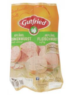 Gutfried Geflügelwurst-Duett (350 g) - 4003171043452