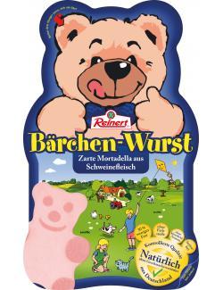 Reinert Bärchen-Wurst Mortadella