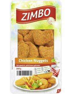 Zimbo Chicken Nuggets (200 g) - 4063500202479