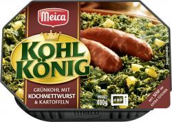 Meica Kohlkönig Grünkohl mit Kochmettwurst (400 g) - 4000503290805