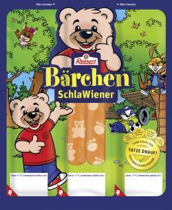 Reinert Bärchen-SchlaWiener