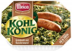 Meica Kohlkönig Grünkohl mit Kasslerwurst