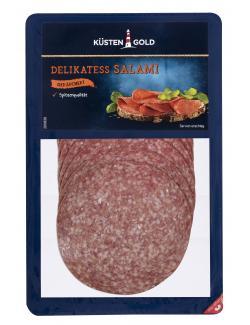 Küstengold Delikatess Salami (80 g) - 4250426213614
