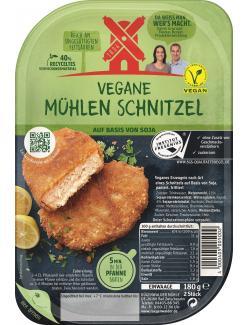 Rügenwalder Mühle Vegetarische Mühlen Schnitzel klassisch (180 g) - 4000405005002