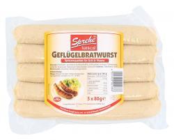 Sprehe Geflügel-Bratwurst