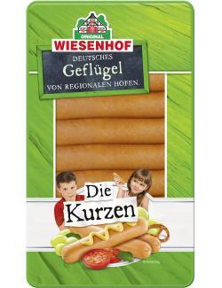 Wiesenhof Die Kurzen Geflügel Mini-Wiener (200 g) - 4019467465907