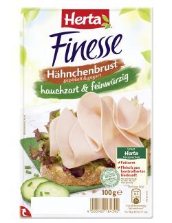 Herta Finesse Hähnchenbrust hauchzart und feinwürzig