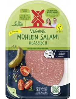 Rügenwalder Mühle Vegane Mühlen Salami klassisch