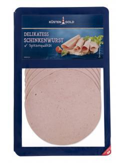Küstengold Schinkenwurst