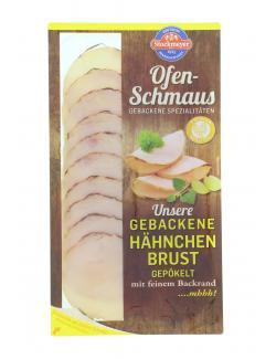 Stockmeyer Ofenschmaus gebackene Hähnchenbrust (100 g) - 4006639065102
