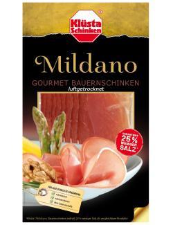 Klüsta Mildano Gourmet Bauernschinken luftgetrocknet