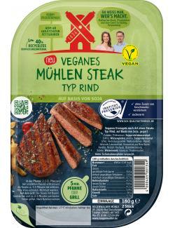 Rügenwalder Mühle Veganes Mühlen Steak Typ Rind