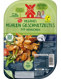 Rügenwalder Mühle Veganes Mühlen Geschnetzeltes Typ Hähnchen