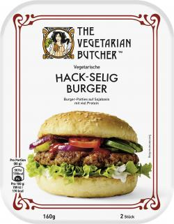 The Vegetarian Butcher Vegetarische Hack-selig Burger