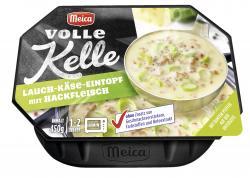 Meica Volle Kelle - Lauch Käse-Eintopf mit Hackfleisch