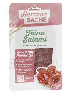 Reinert Herzens Sache Feine Salami