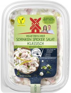 Rügenwalder Mühle Vegetarischer Schinken Spicker Salat Klassisch