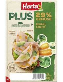 Herta Plus Brokkoli Karotte