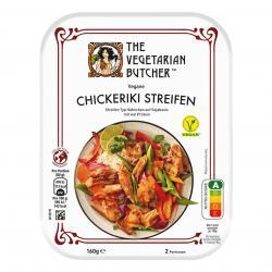 The Vegetarian Butcher Vegane Chickeriki Streifen