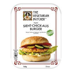 The Vegetarian Butcher Sieht-Chick-aus Burger