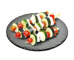 Gemüse-Spieß