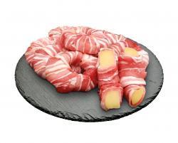 Kartoffel-Baconringe