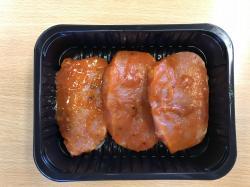 Marktfleischerei Lachssteaks Texas