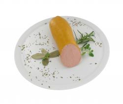 Goldschmaus Natur Gutsleberwurst fein  - 10921