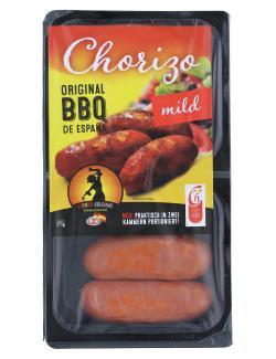 R&S Chorizo mild BBQ Griller