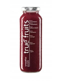 True fruits Smoothie purple