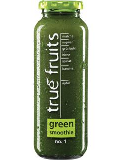 True fruits Smoothie green