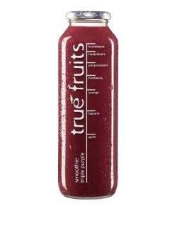 True fruits Smoothie triple purple