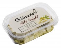 Goldmarie Fetawürfel Kräuter (150 g) - 4260404851301