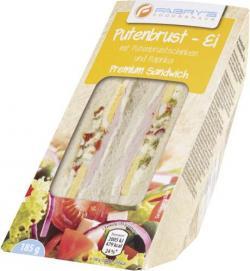 Fabry's Sandwich Putebrust-Ei