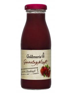 Goldmarie Granatapfelsaft