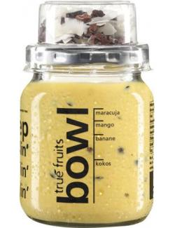True fruits Smoothie Bowl yellow