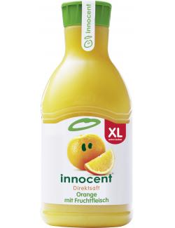 Innocent Direktsaft Orange mit Fruchtfleisch