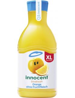 Innocent Direktsaft Orange ohne Fruchtfleisch
